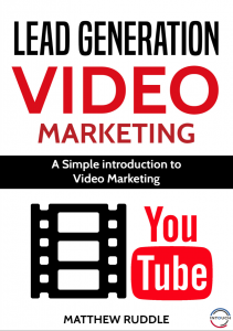 Lead Generation Video Marketing E-book Cover