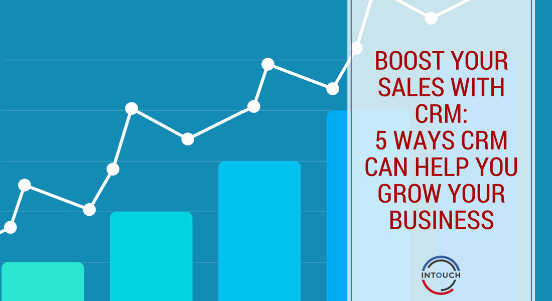 boost your sales with crm