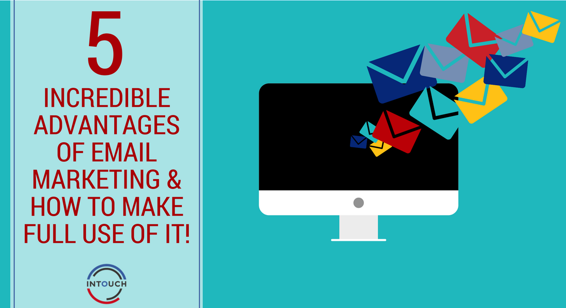 advantages of email marketing- time