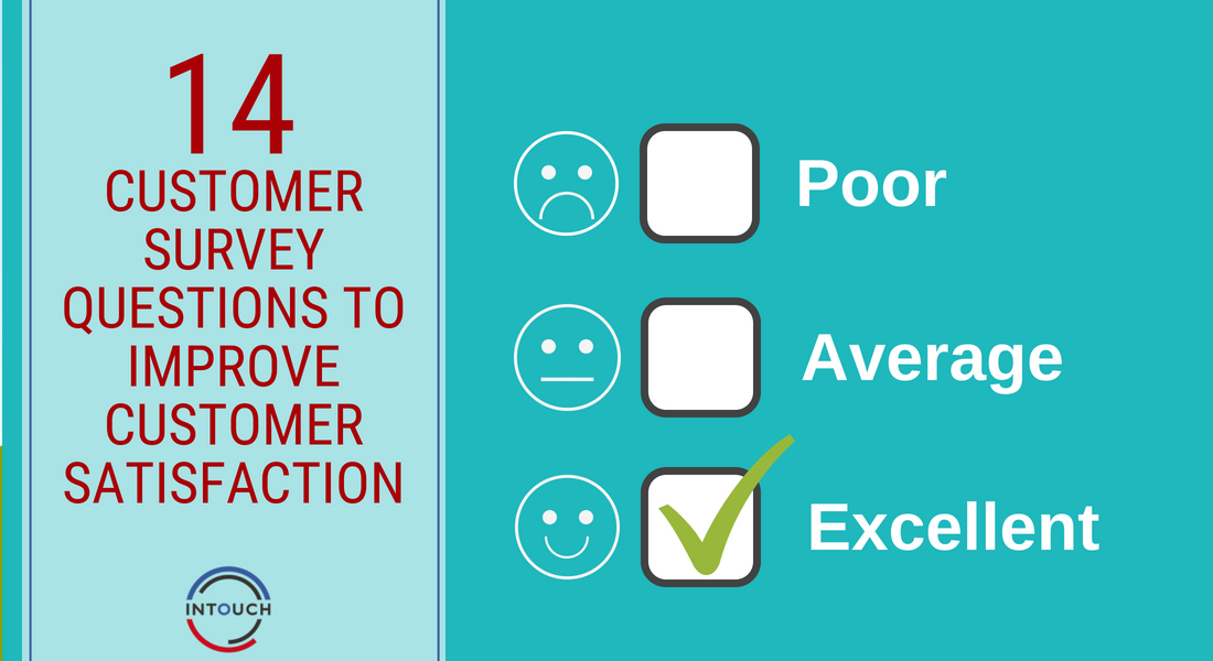 Customer Survey Questions to Improve Customer Satisfaction