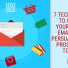 7 Techniques to Use in your Sales Emails to Persuade Your Prospects to Buy